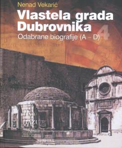 Sv. 4 : Odabrane biografije (A-D)