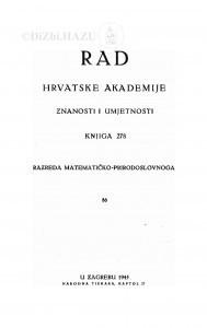 Knj. 86(1945)=knj. 278 [1.]