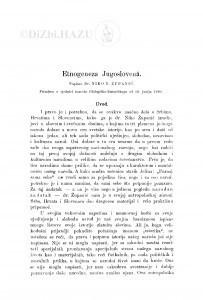 Etnogeneza Jugoslovenâ : rasna historija i karakter Srba, Hrvata, Slovenaca i Bugara / N. N. Županić ; uvod Čeda Mijatović