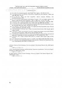 On some inequalities of Jensen-McShane's type on rectangle and applications / V. Čuljak, B. Ivanković and J. Pečarić
