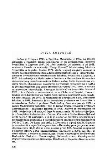 Ivica Kostović