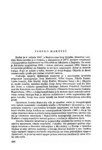 Zvonko Maković