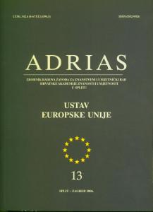Sv. 13 (2006) / glavni urednik Davorin Rudolf