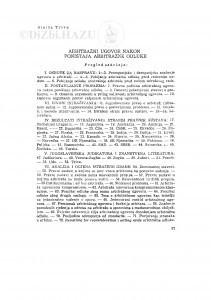 Arbitražni ugovor nakon poništaja arbitražne odluke / S. Triva