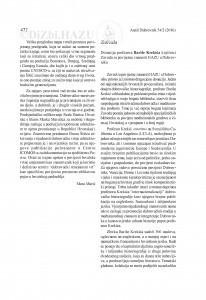 Donacija profesora Bariše Krekića knjižnici Zavoda za povijesne znanosti HAZU u Dubrovniku : zahvala / Lovro Kunčević