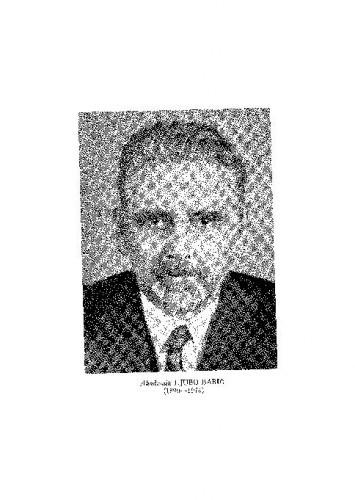 Akademik Ljubo Babić (1890-1974) : [nekrolog] / M. Gušić