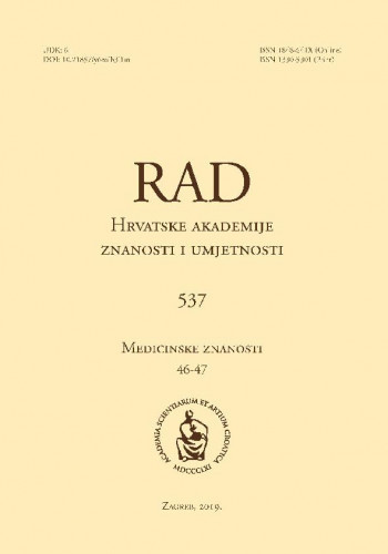 Knj. 46-47(2019) / editor in chief = glavni i odgovorni urednik Marko Pećina