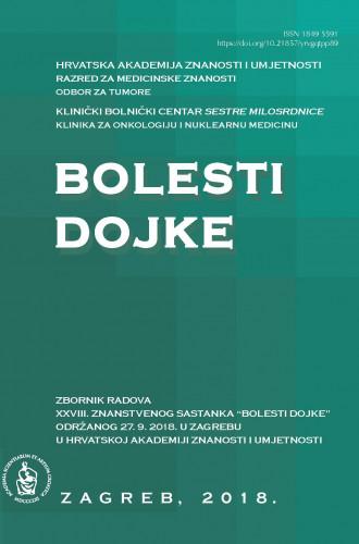 "Bolesti dojke : zbornik radova ... znanstvenog sastanka ""Bolesti dojke"" / [urednik Ivan Prpić]"