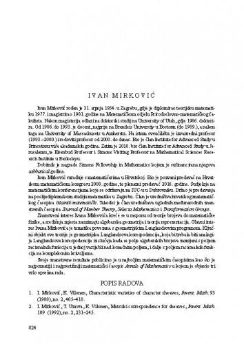 Ivan Mirković