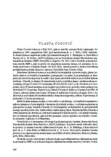Vlasta Ćosović