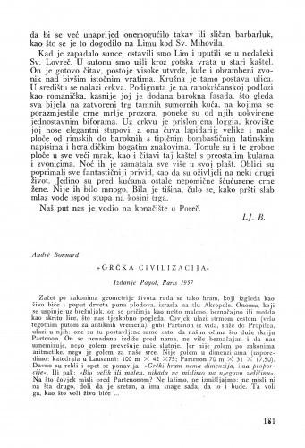 Grčka civilizacija / André Bonnard