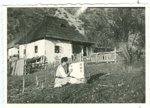 Kuća u Ovčarevu [Horak, Leopold  ]