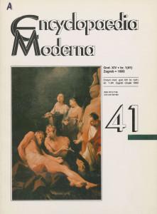 God. 14(1993), br. 41 (br.1) / odgovorni urednik Nikola Zovko