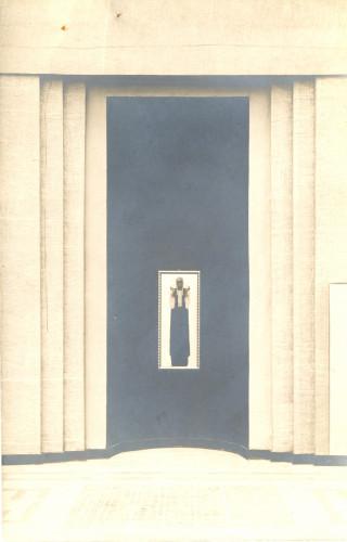 Postav samostalne izložbe, Zagreb, Umjetnički paviljon, 1913.
