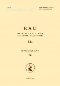 Knj. 42(2015)=knj. 524 / glavni i odgovorni urednik Marko Pećina
