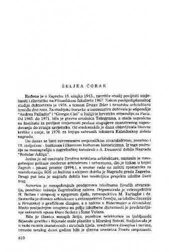 Željka Čorak