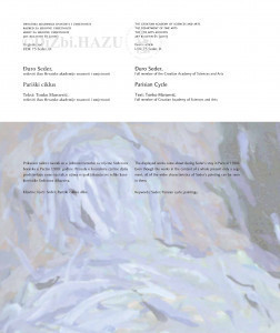 Đuro Seder: Pariški ciklus = Parisian cycle / tekst Tonko Maroević