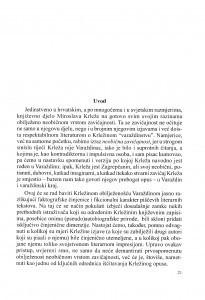 Neobična zavičajnost Miroslava Krleže / Denis Peričić