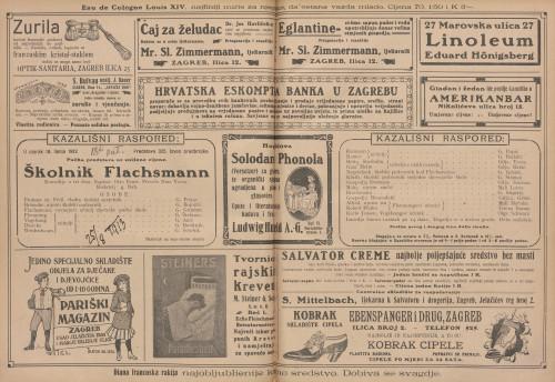 Školnik Flachsmann : Komedija u tri čina