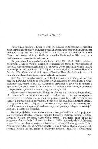 Petar Strčić