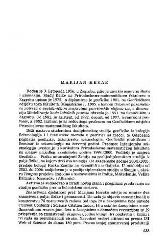 Marijan Herak