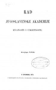 Knj. 22(1873)=knj. 22