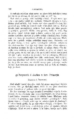 Visočane u zadarskom kotaru (Kotari) u Dalmaciji : ženidbeni običaji / M. Zorić