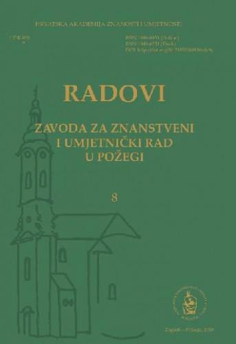 Sv. 8 (2019) / urednik izdanja Mijo Korade