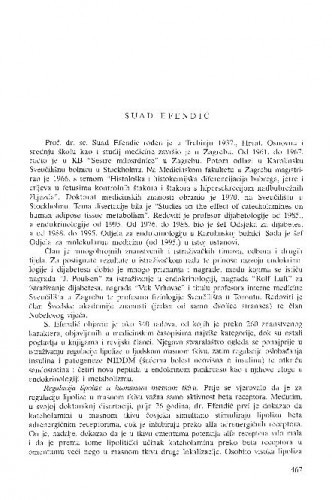 Suad Efendić