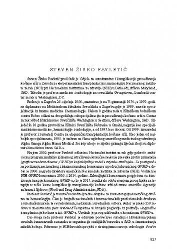 Steven Živko Pavletić
