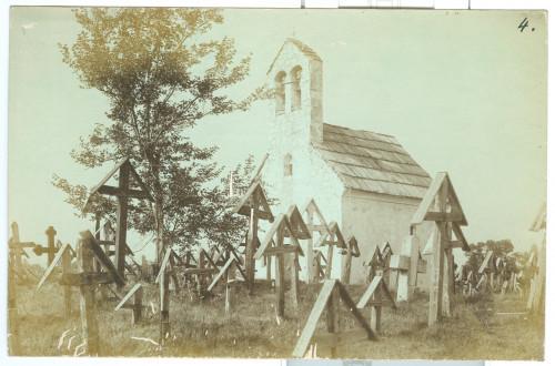 Kapela na katoličkom groblju u Smiljanu [Simonović, Radivoj (1858-1950) ]