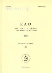 Knj. 35(2010)=knj. 508 / glavni i odgovorni urednik Marko Pećina