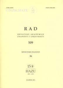 Knj. 36(2011)=knj. 509 / glavni i odgovorni urednik Marko Pećina