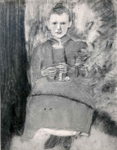 Raškaj, Slava(1877-1906): Djevojčica ]