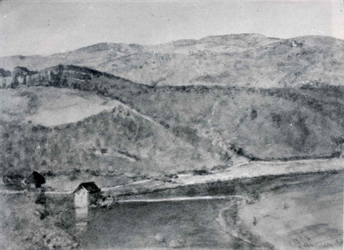Raškaj, Slava (1877-1906) : Mali mlin uz Kupu