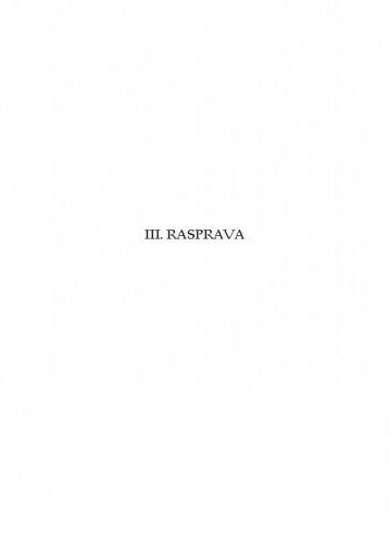Rasprava / Marina Štancl, Jakša Barbić, Zvonimir Mareković, Iva Rinčić, Slobodan Kaštela, Igor Gliha, Hrvoje Sikirić, Zoran Pičuljan, Gojko Bežovan, Marija Rukavina
