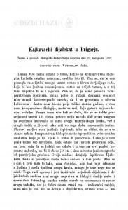 Kajkavački dijalekt u Prigorju / V. Rožić