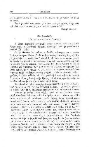 Vrag u crkvi : (Oštarije u Hrvatskoj) / R. Strohal