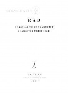 Knj. 10(1957)=knj. 315 / urednik Petar Guberina