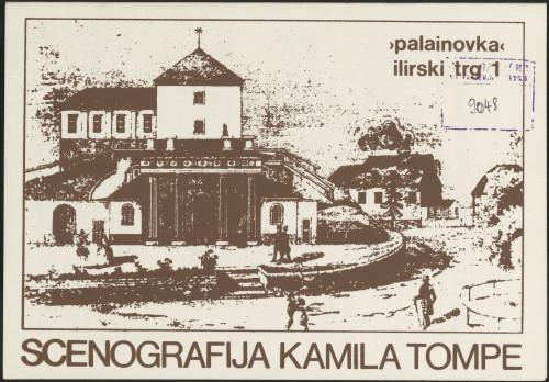 Scenografija Kamila Tompe