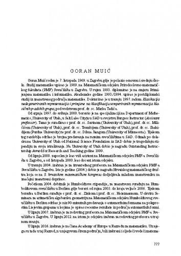 Goran Muić