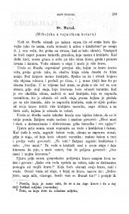 Sv. Đurađ : (Miholska u vojnićkom kotaru.) / M. Vučinić