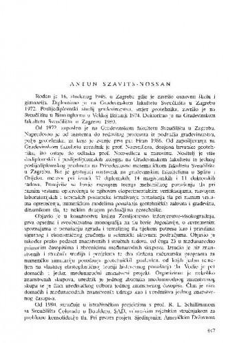 Antun Szavits-Nossan