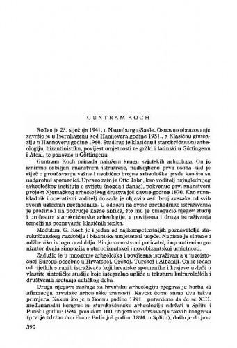 Guntram Koch