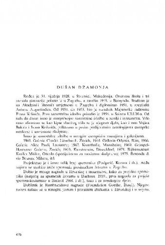Dušan Džamonja