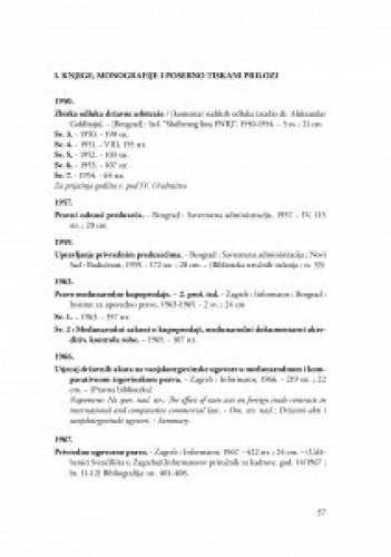 Bibliografija akademika Aleksandra Goldštajna / Ana Šarić-Radočaj, Marino Jureković