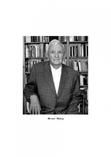Werner Welzig (1935.-2018.) : [nekrolog] / Pavao Pavličić