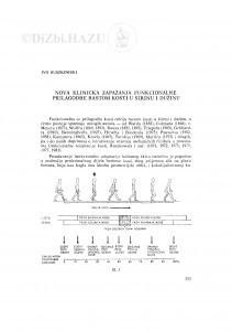 Nova klinička zapažanja funkcionalne prilagodbe rastom kosti u širinu i dužinu / I. Ruszkowski