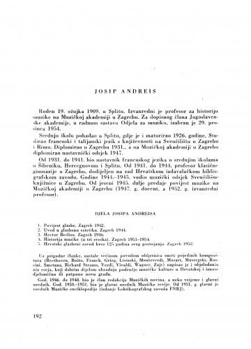 Josip Andreis