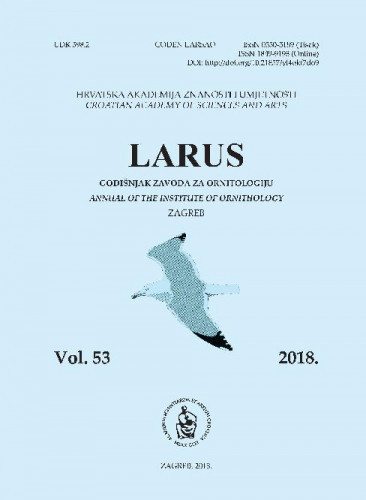 Vol. 53 (2018) / [glavni urednik Nikola Ljubešić]